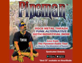 Pipeman in the Pit